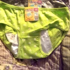 Women's Leak Proof Period Panties. Do Not Leak!